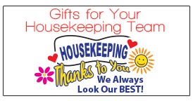 Healthcare and International Housekeeping Week