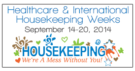 Housekeeping Appreciation