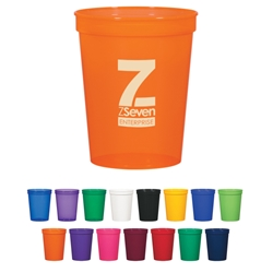 16 Oz. Stadium Cup 16 Oz. Stadium Cup, Stadium, Cup, 16 oz, Plastic, Sports, Party, Imprinted, Personalized, Promotional, with name on it, Gift Idea, Giveaway,