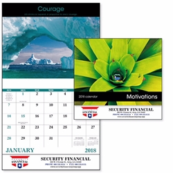 2018 Motivations Good Value Appointment Calendar Wall Calendar, Planner, Norwood, Business Calendar, Office Calendar, Business Gifts, Corporate Gifts, Sales and Marketing, Sales Meetings, Giveaways, Promotional Calendars