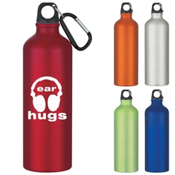 25 Oz. Aluminum Bike Bottle 25 Oz. Aluminum Bike Bottle, Aluminum, Metal, Bike, Bicycle, Sport, Water, Bottle, Water Bottle, Imprinted, Personalized, Promotional, with name on it, Gift Idea, Giveaway,