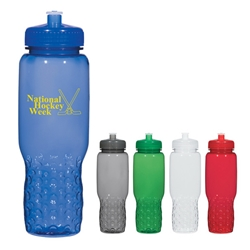 32 Oz. Hydroclean™ Sports Bottle With Groove Grippers 32 Oz. Hydroclean Sports Bottle With Groove Grippers, Hydroclean, Sports, Bottle, Waterbottle, Water, Bottle, Grip, Gripper,Imprinted, Personalized, Promotional, with name on it, Giveaway,