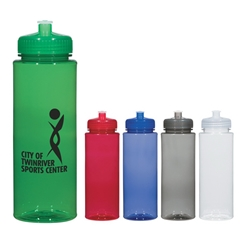 32 Oz. Hydroclean™ Sports Bottle With Push/Pull Lid 32 Oz. Hydroclean™ Sports Bottle With Push/Pull Lid, Sports, Bottle, Water, Bottle, Push, Pull, Lid,Imprinted, Personalized, Promotional, with name on it, Giveaway, awareness, walk, run, item,