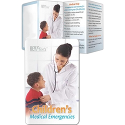 Childrens Medical Emergencies Key Points Childrens Medical Emergencies Key Points, Pocket Pal, Record, Keeper, Key, Points, Imprinted, Personalized, Promotional, with name on it, giveawBetterLifeLine, BetterLife, Education, Educational, information, Informational, Wellness, Guide, Brochure, Paper, Low-cost, Low-Price, Cheap, Instruction, Instructional, Booklet, Small, Reference, Interactive, Learn, Learning, Read, Reading, Health, Well-Being, Living, Awareness, KeyPoint, Wallet, Credit card, Card, Mini, Foldable, Accordion, Compact, Pocket, Child, Children, Kid, Adolescent, Juvenile, Teen, Young, Youth, Baby, School, Growing, Pediatrics, Counselor, Therapistay,