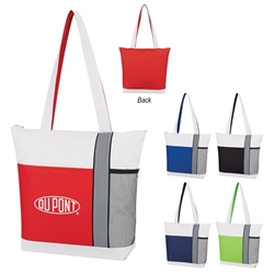 Colormix Tote Bag Colormix, Trio Colors, Tote Bag, Imprinted, Personalized, Promotional, with name on it, giveaway,