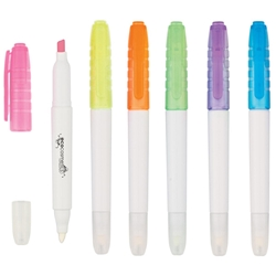 Erasable Highlighter Erasable, Highlighter, Imprinted, Personalized