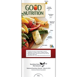 Good Nutrition Pocket Slider BetterLifeLine, BetterLife, Education, Educational, information, Informational, Wellness, Guide, Brochure, Paper, Low-cost, Low-Price, Cheap, Instruction, Instructional, Booklet, Small, Reference, Interactive, Learn, Learning, Read, Reading, Health, Well-Being, Living, Awareness, PocketSlider, Slide, Chart, Dial, Bullet Point, Wheel, Pull-Down, SlideGuide, Food, Nutrition, Diet, Eating, Body, Snack, Meal, Eat, Sugar, Fat, Calories, Carbs, Carbohydrate, Weight, Obesity, The Positive Line, Positive Promotions