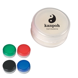 Lip Moisturizer Jar Lip Moisturizer Jar, Lip Moisturizer, Jar, Tube, Case, Imprinted, Personalized, Promotional, with name on it, giveaway,