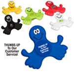 Thumbs Up To Our Customer Service! Promo Spinner
