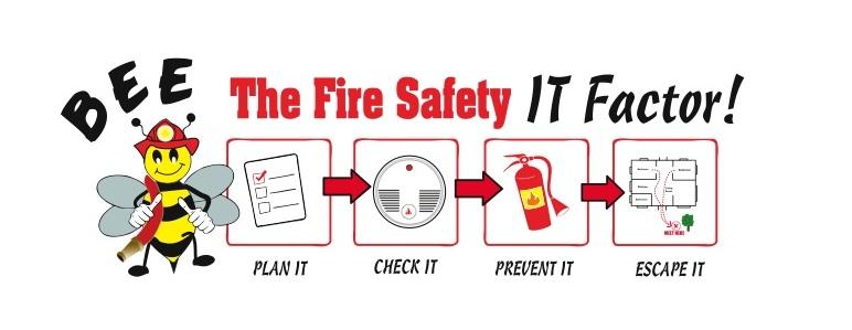"BEE The Fire Safety ""IT"" Factor 