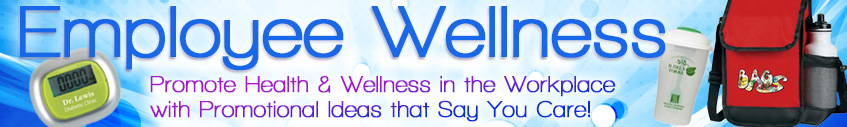 Employee Wellness Promotional Products | Health & Fitness Giveaways | Care Promotions