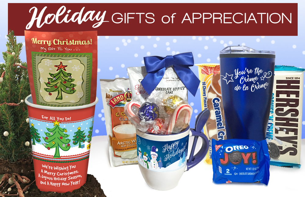 Corporate Holiday Gifts | Employee Appreciation | Business Gifts | Care Promotions