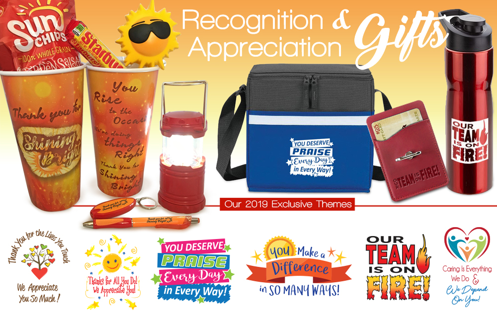 Recognition & Appreciation Gifts