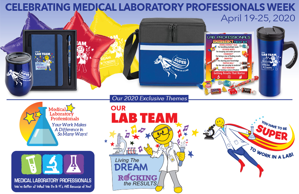 Med Lab Week Gifts | Care Promotions