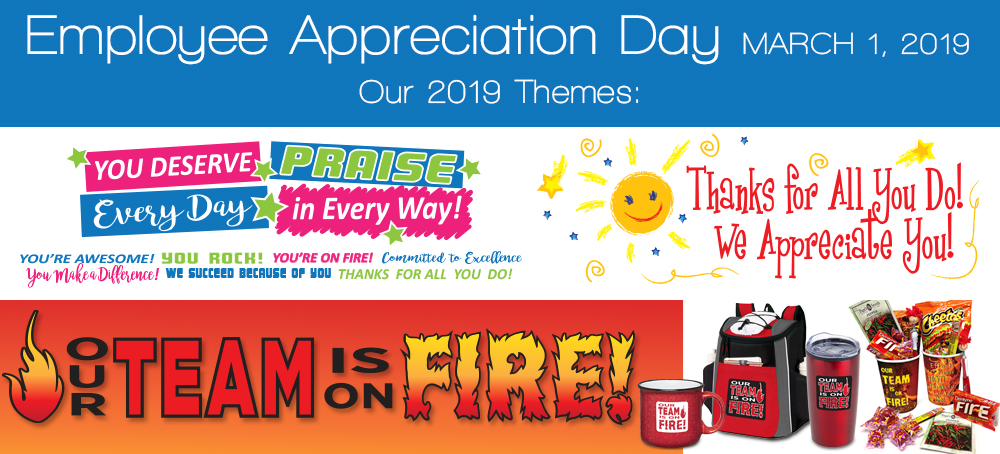 Employee Appreciation Day Gifts 2019 | Staff Recognition Gift Ideas | Care Promotions