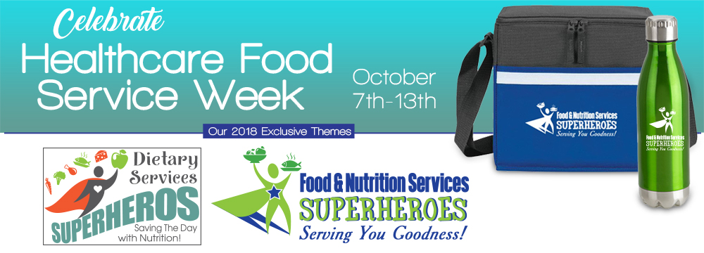 Food Service Week Gifts 2018 | Care Promotions