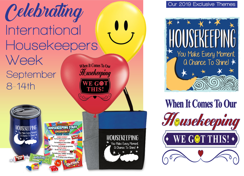 Awe Inspiring International Housekeepers Week Gifts For Housekeepers And Home Remodeling Inspirations Gresiscottssportslandcom