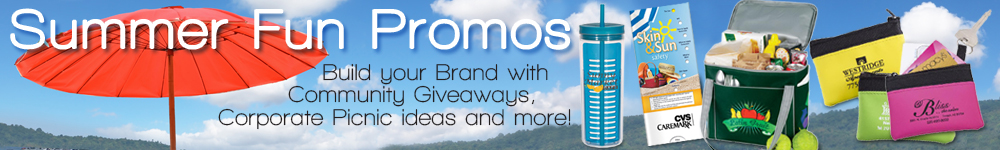 Summer Theme Promotional Gifts & Giveaways | Care Promotions