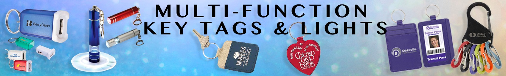 Promotional Keychains & Keyrings | Personalized Key Tags | Care Promotions