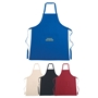 100% Cotton Apron 100% Cotton Apron, Cotton, Apron, 100%, Imprinted, Personalized, Promotional, with name on it,