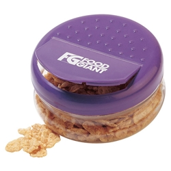 11 oz Snap-A-Snack Container | Care Promotions