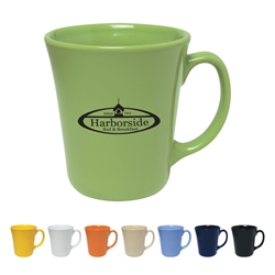 14 Oz. The Bahama Mug 14 Oz. The Bahama Mug, 14 oz., The, Bahama, Mug, Ceramic, Coffee, Desk, Imprinted, Personalized, Promotional, with name on it, Gift Idea, Giveaway,