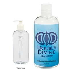 16 Oz. Hand Sanitizer Bottle 16 Oz. Hand Sanitizer Bottle, 16 oz., Hand Sanitizer, Bottle, Imprinted, Personalized, Promotional, with name on it, giveaway,