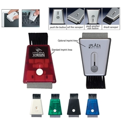 2 In 1 Clean & Sweep 2 In 1 Clean & Sweep, 2-in-1, Clean, and, Sweep, Imprinted, Personalized, Promotional, with name on it, giveaway,