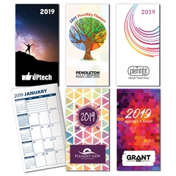 Soft Touch Handy Planner | Care Promotions