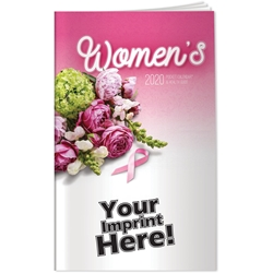 Womens Pocket Calendar & Health Guide | Care Promotions