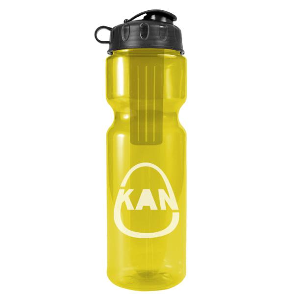 28 oz PETE Infuser Water Bottle