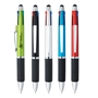 4 In 1 Pen With Stylus 4 In 1 Pen With Stylus, Multi-Ink, Red Ink, Black Ink, Blue Ink, Green Ink, smart phone, Imprinted, Personalized, Promotional, with name on it, giveaway,