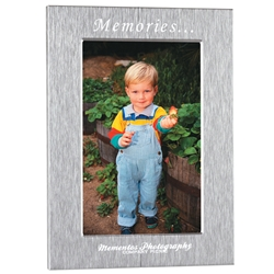 "5"" X 7"" Photo Frame 5"" X 7"" Photo Frame, 5"" x 7"", Photo, Frame, Picture, Imprinted, Personalized, Promotional, with name on it, giveaway,"