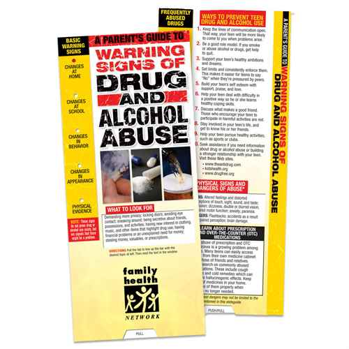 A Parents Guide To Warning Signs Of Drug And Alcohol Abuse | Care Promotions