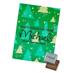 Customized Advent Calendar | Care Promotions