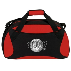 "All Sport Duffle 19"" Sport, Deluxe, Duffle, Promotional, Imprinted, Polyester, Travel, Custom, Personalized, Bag"