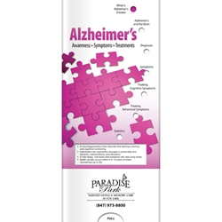 Alzheimers: Awareness, Symptoms, Treatment Pocket Slider BetterLifeLine, BetterLife, Education, Educational, information, Informational, Wellness, Guide, Brochure, Paper, Low-cost, Low-Price, Cheap, Instruction, Instructional, Booklet, Small, Reference, Interactive, Learn, Learning, Read, Reading, Health, Well-Being, Living, Awareness, PocketSlider, Slide, Chart, Dial, Bullet Point, Wheel, Pull-Down, SlideGuide, Aging, Elderly, Elder, Old, Retirement, Senior, Mental, Mind, Instability, Stability, Depression, Memory, Therapy, Therapist, Psychology, Psych, Psychiatrist, Psychologist, Stress, Brain, Dementia, Alzheimers, Memory, Mind, Loss, Forgetfulness, Confusion, Forget, Brain, Neurodegenerative, Degenerate, The Positive Line, Positive Promotions