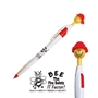 BEE The Fire Safety IT Factor! Fire Chief Smilez Pen Fire Chief, Pen, Smilez, Smiley, Smiles, Bee The Fire Safety IT Factor, Plan It, Check IT, Prevent IT, Escape IT!, Smiley Pen, Helmet, Fire, Prevention, Safety,