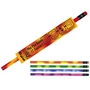 BEE The Fire Safety IT Factor! Heat Sensitive Mood Pencils Heat Sensitive Pencil, BEE The Fire Safety IT Factor!, Color Changing Pencil, Mood Pencil, Touch, # 2, Pencil, Kids, Stock, Custom,