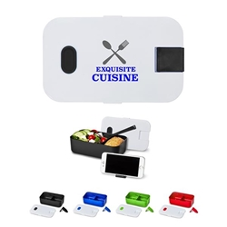 BENTO STYLE LUNCH BOX Lunch Dish, Bento Style Lunch Plate, Lunch Plate, imprint lunch dish, personalized, with logo on it,