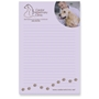"BIC 4"" x 6"" Adhesive Custom Note Pad 