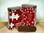 """Be Safe, Not Sorry"" Chocolate Band-Aid Kit workplace safety gifts, safety incentives, safety reminders, safety promotional items, safety awards, national safety month, workplace safety promotional items"