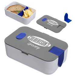 Custom Big Munch Lunch Box | Care Promotions