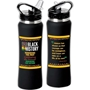 """Black History: Honoring The Past, Celebrating The Present, Inspiring The Future"" Lakewood Water Bottle Blak history month theme waterbottle, black history month promotional items, black history month bottle, Black history month tumbler, African American history promotions,"