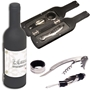 Bordeaux Wine Tool Set wine gift, business gift, corporate holiday gift, promotional wine tool set, wine and cheese gifts, promotional products, gifts with logo, custom logo gifts