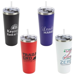Brighton 20 oz Vacuum Insulated Stainless Steel Tumbler   20 oz Vacuum Insulated Stainless Steel Tumbler, Vacuum Sealed Tumbler, Vacuum Top Tumbler, Imprinted Vacuum Sealed Tumblers, Stainless Steel Vacuum Sealed Tumblers, Care Promotions,