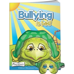 Bullying is Bad Fun Masks Bullying is Bad Fun Masks, Imprinted, Personalized, Promotional, with name on it, Giveaway, BetterLifeLine, BetterLife, Education, Educational, information, Informational, Wellness, Guide, Brochure, Paper, Low-cost, Low-Price, Cheap, Instruction, Instructional, Booklet, Small, Reference, Interactive, Learn, Learning, Read, Reading, Health, Well-Being, Living, Awareness, ColoringBook, ActivityBook, Activity, Crayon, Maze, Word, Search, Scramble, Entertain, Educate, Activities, Schools, Lessons, Kid, Child, Children, Story, Storyline, Stories, Safety, Bully, Bullying, Prevention, Friends, Enemies, Enemy, Gossip, Trouble, Tease, Mean, Bad, Friendly, Help, Kind, School, Fight, Fighting, Park, Playground