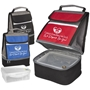 """Caring Is Everything We Do & We Depend On You!"" Replenish Store N' Carry Lunch Box   Healthcare theme Lunch Cooler gift set, with, Lunch Plate, lunch plate cooler, lunch bag plate set,  personalized, with logo, imprinted"