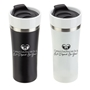 """Caring is Everything We Do & We Depend On You"" Pembroke 13 oz Ceramic + Stainless Steel Tumbler Nurses Appreciation, Nurses recognition, promotional ceramic Stainless bottle, promotional ceramic bottle, custom logo, ceramic bottle, promotional drinkware, custom vacuum insulated drinkware, employee wellness gifts, fitness promotional items"