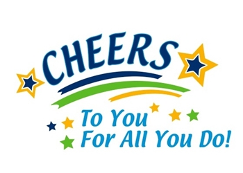 Cheers To You For All You Do!